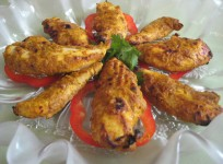 Chicken Curry Mini Fillets