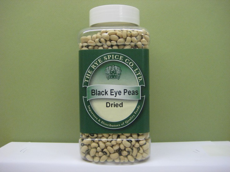 Black Eye Peas/Beans