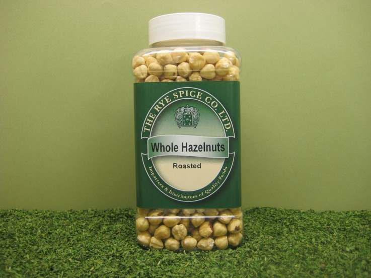 Hazelnuts Whole/Blanched