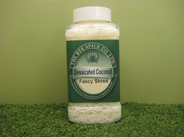Dessicated Coconut – Fancy Shred