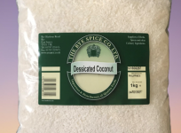 Dessicated Coconut – Fine Ground