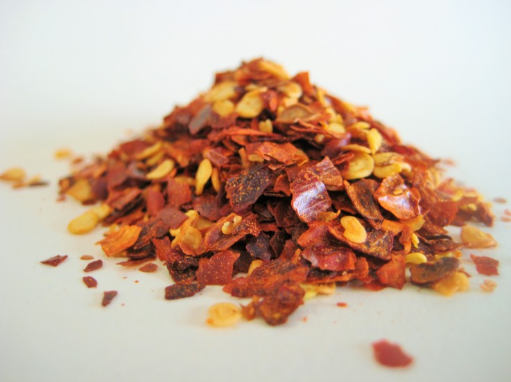 Rye Spice Crushed Chillies