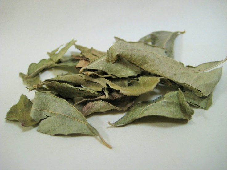Rye Spice Curry Leaves