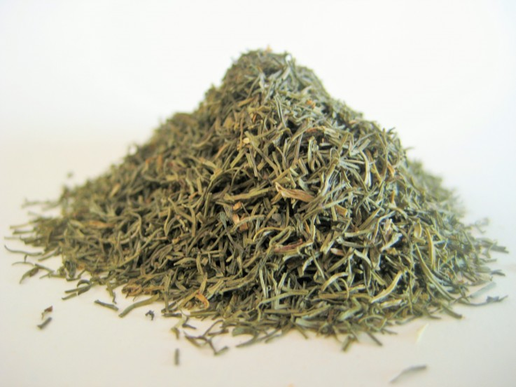 Rye Spice Dill Weed Tops