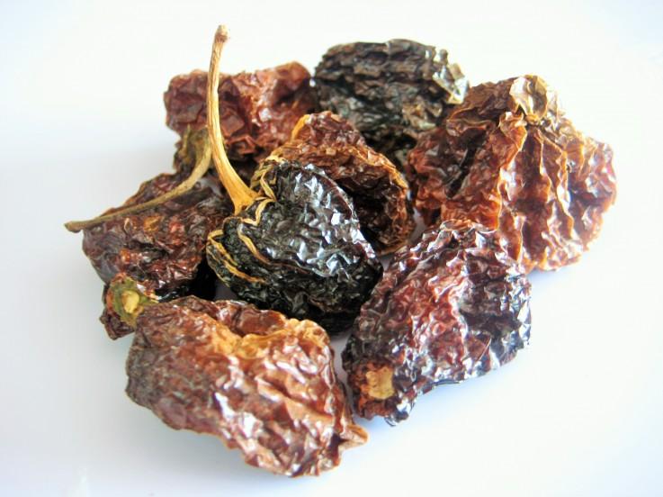 Rye Spice Habanero Chillies