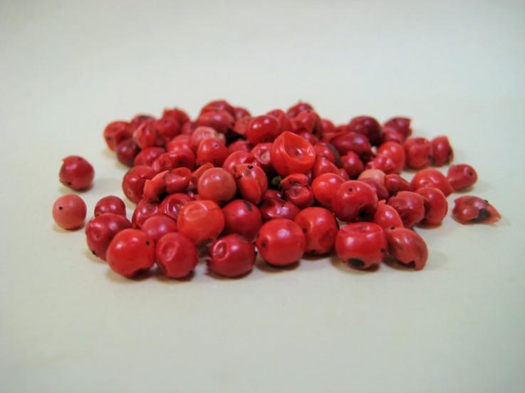Rye Spice Pink Peppercorns