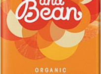 Organic Fairtrade Mandarin and Ginger Dark Chocolate Bar