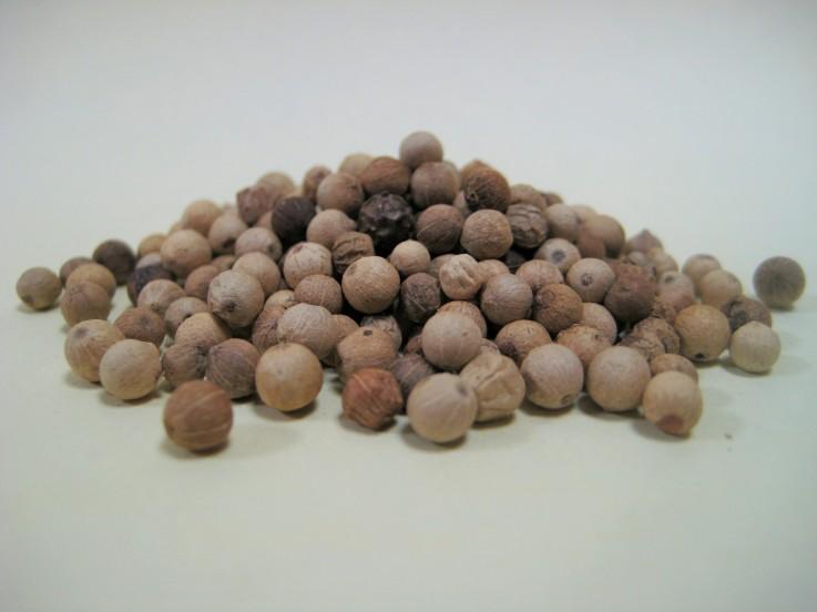 Rye Spice White Peppercorns