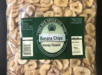 Banana Chips – Honey Dipped