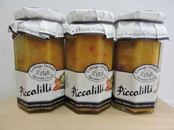 Cottage Delight Piccalilli
