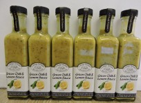 Green Chilli & Lime Sauce