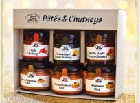 Pates & Chutney Gift Box