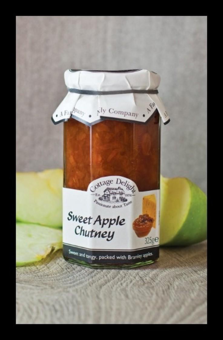 Cottage Delight Sweet Apple Chutney