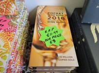 Pocket Wine Book 2016