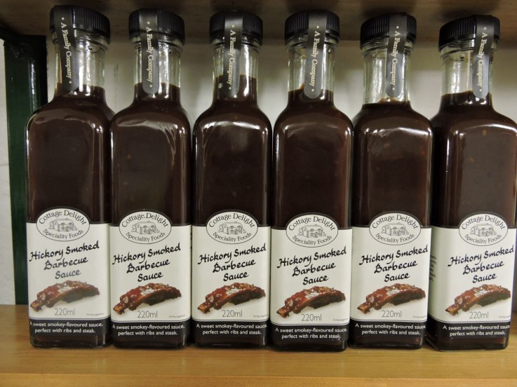 Cottage Delight Hickory Smoked Barbecue Sauce