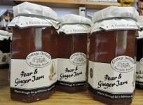 Pear & Ginger Jam