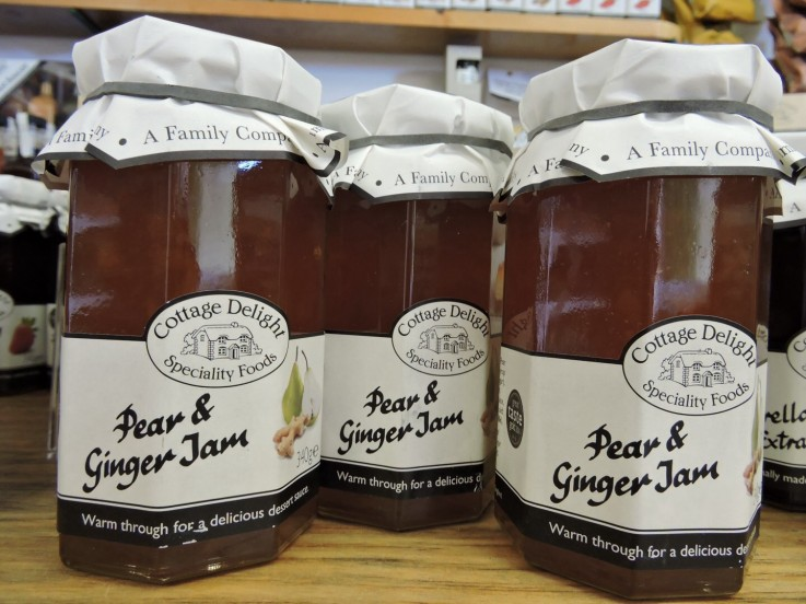 Cottage Delight Pear & Ginger Jam