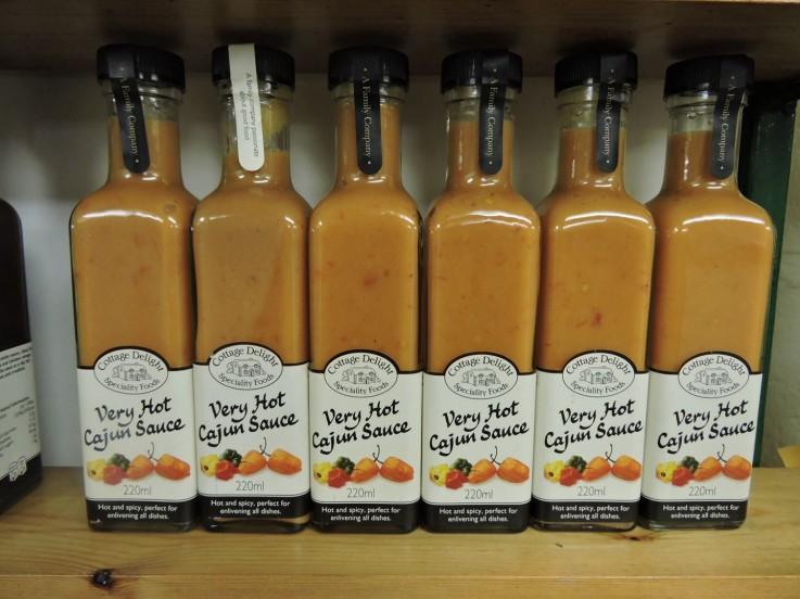 Cottage Delight Very Hot Cajun Spice