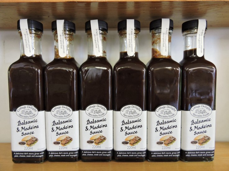 Cottage Delight Balsamic & Maderia Sauce