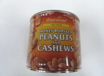 Honey Roasted Peanuts & Cashews