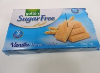 Sugar Free Vanilla Flavour Wafers