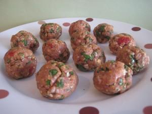 Kofta Meatballs