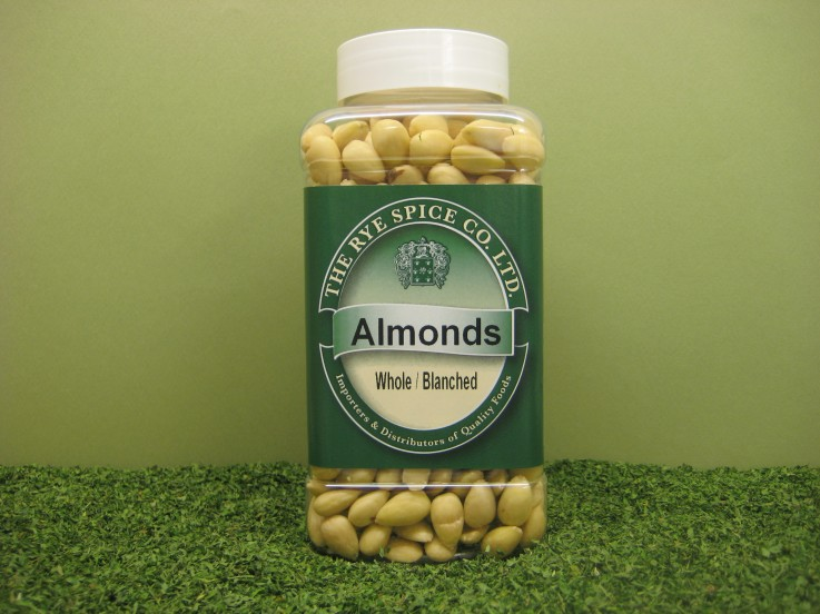 Almonds Whole Blanched