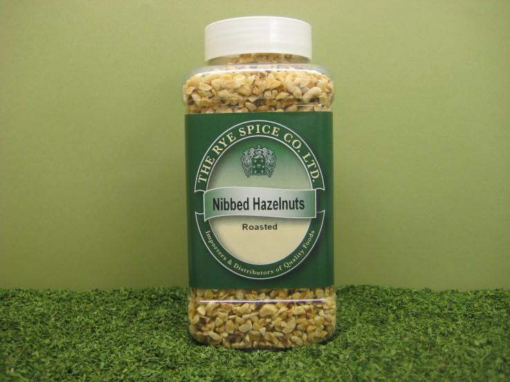 Hazelnuts Nibbed/Roasted