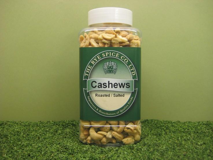 Cashews Roasted/Salted
