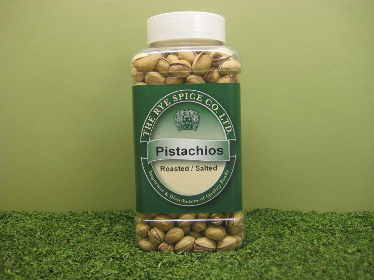 Pistachios Roasted/Salted in Shell