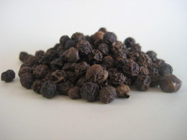 Rye Spice Black Peppercorns