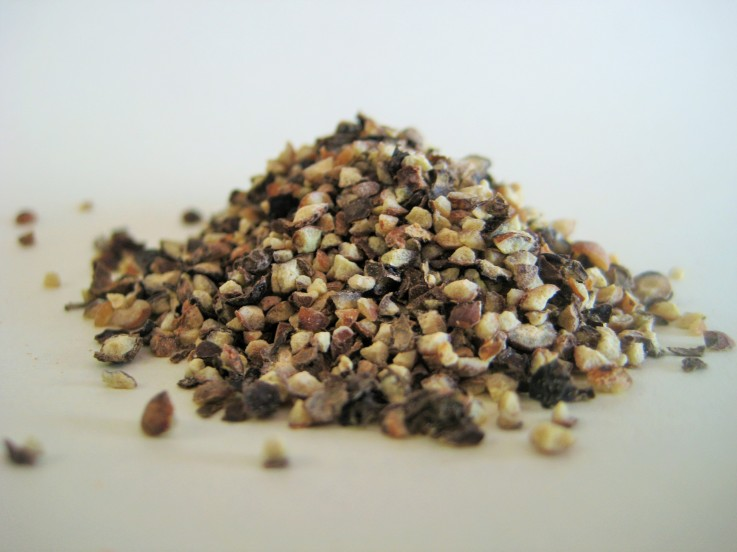 Rye Spice Cracked Black Pepper