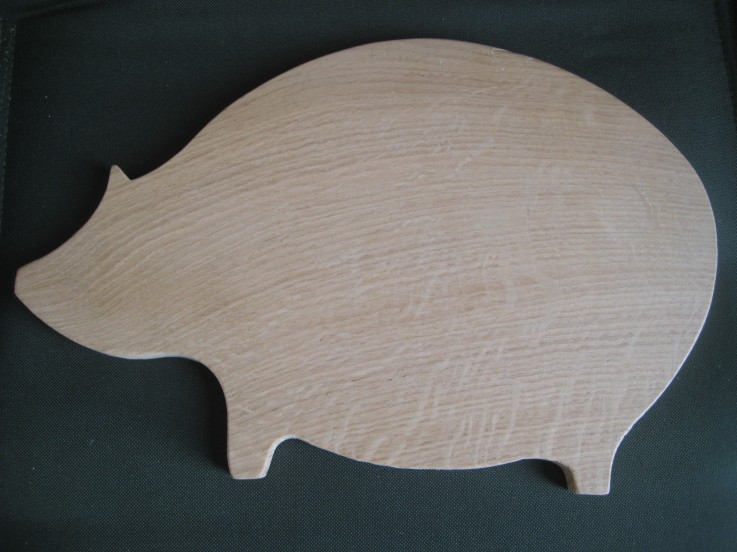 Pig Chopping Boards