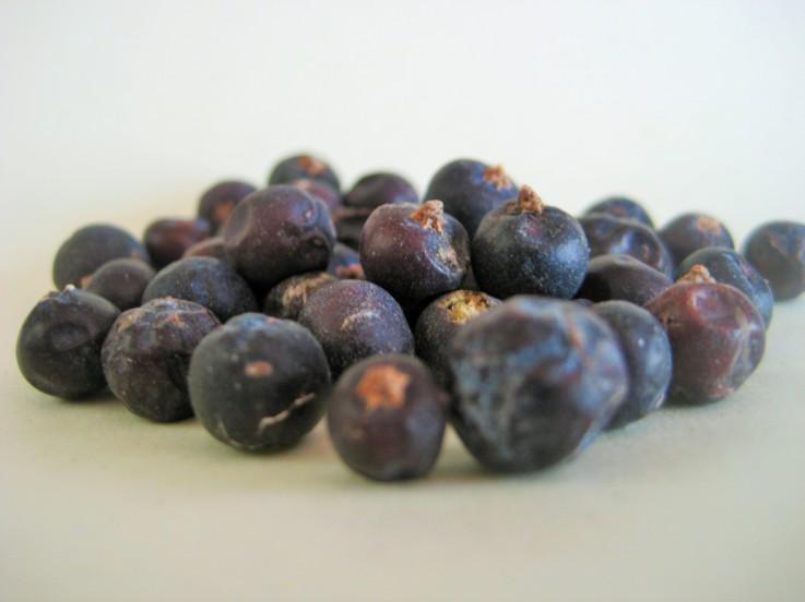 Rye Spice Juniper Berries
