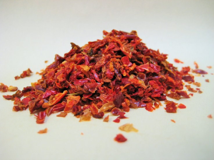 Rye Spice Red Bell Peppers