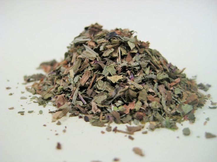 Rye Spice Rubbed Basil