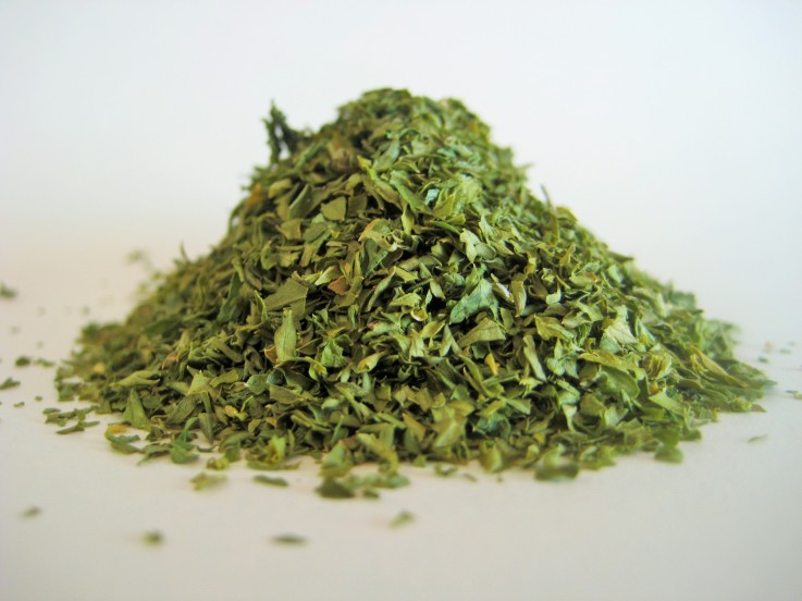Rye Spice Rubbed Parsley