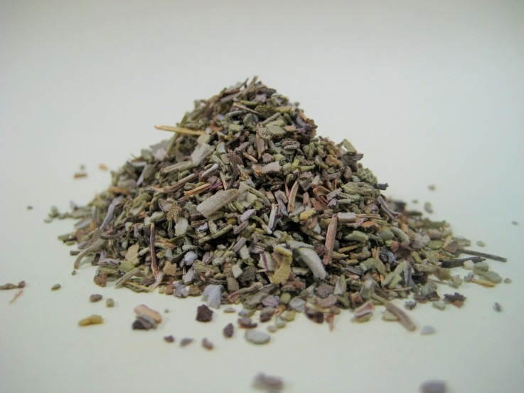 Rye Spice Rubbed Sage