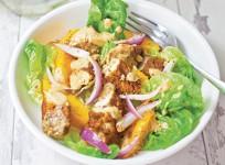Spicy Mango & Ginger Chicken Salad