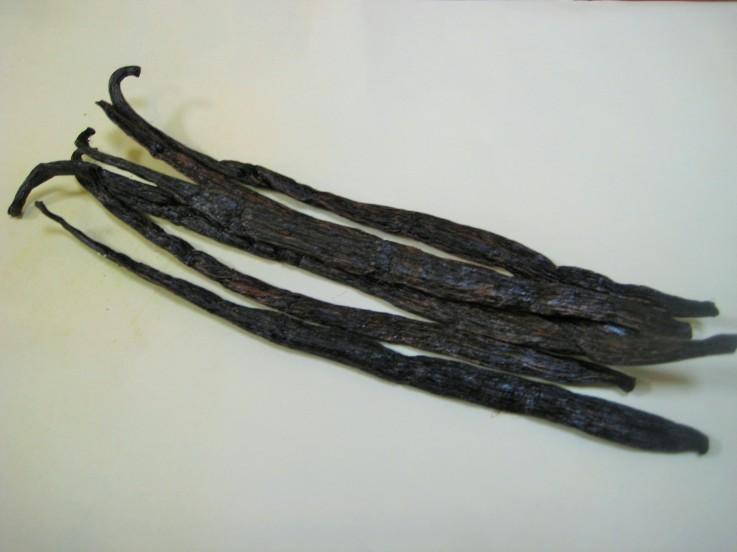 Rye Spice Vanilla Pods