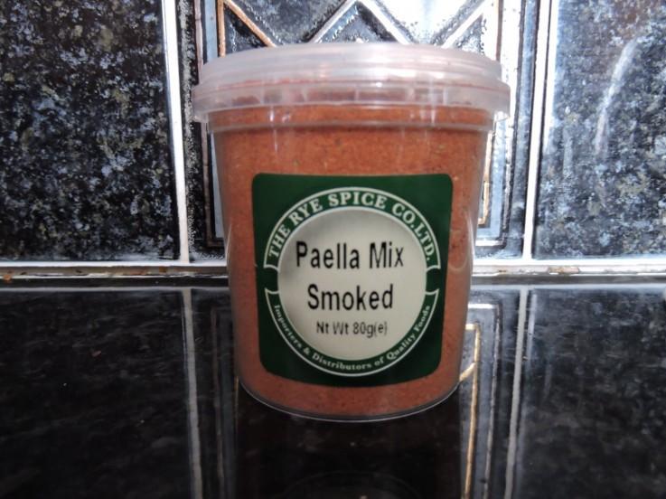 Paella Seasoning Smoked
