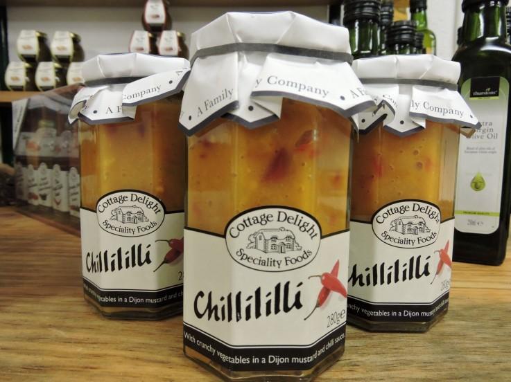 Cottage Delight Chillililli