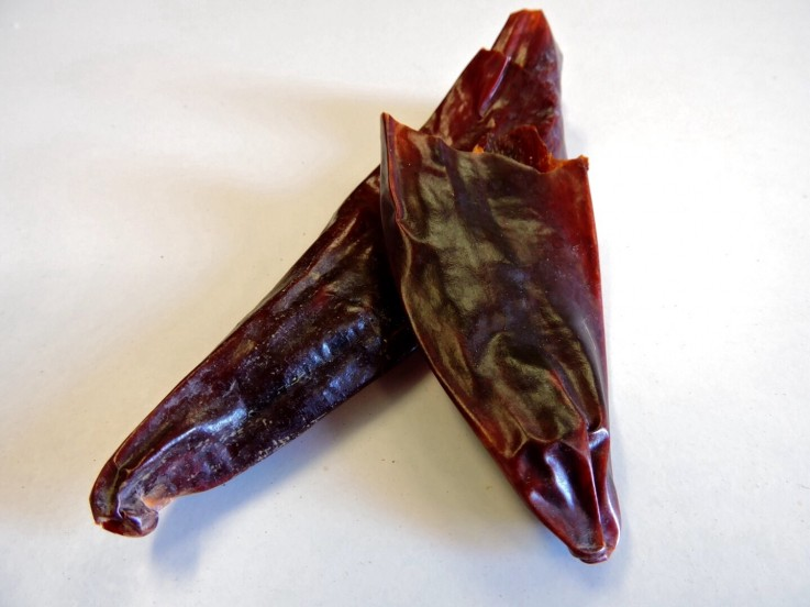 New Mexican (Tex Mex) Whole Chillies