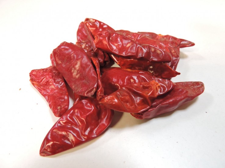 Whole Bullet Chillies