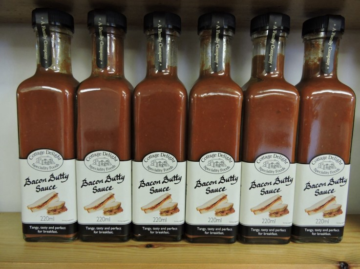 Cottage Delight Bacon Butty Sauce